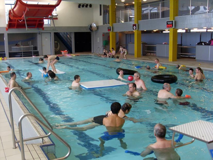 Zwemmen en fitness in friendship sportscentre nieuw for Piscine zaventem horaire