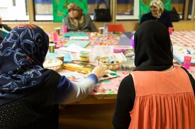 Ontmoetingscentrum voor turkse vrouwen met dementie of for Turkse kapper amsterdam oost
